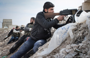 syrian fighters