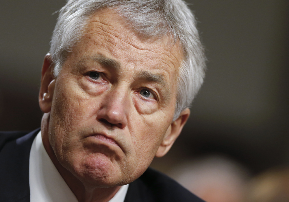 The View From Olympus 15: Will the Real Chuck Hagel Please Come Forward?
