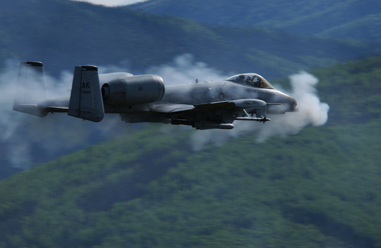 The View From Olympus 18: Save the A-10!