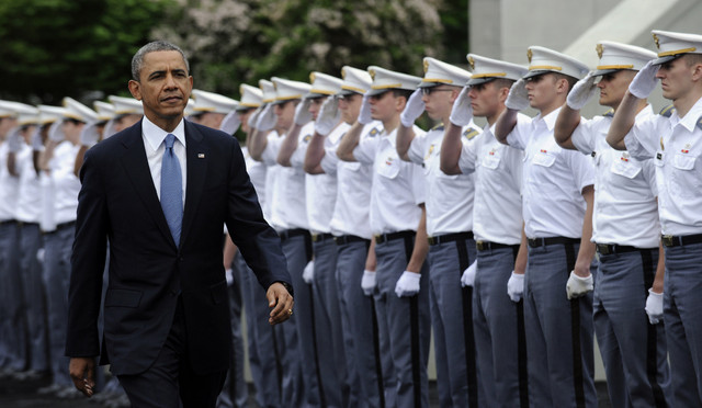 The View From Olympus: Obama Gets It Right, Then Wrong